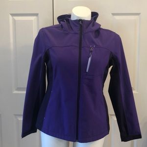 Free Tech Purple Jacket
